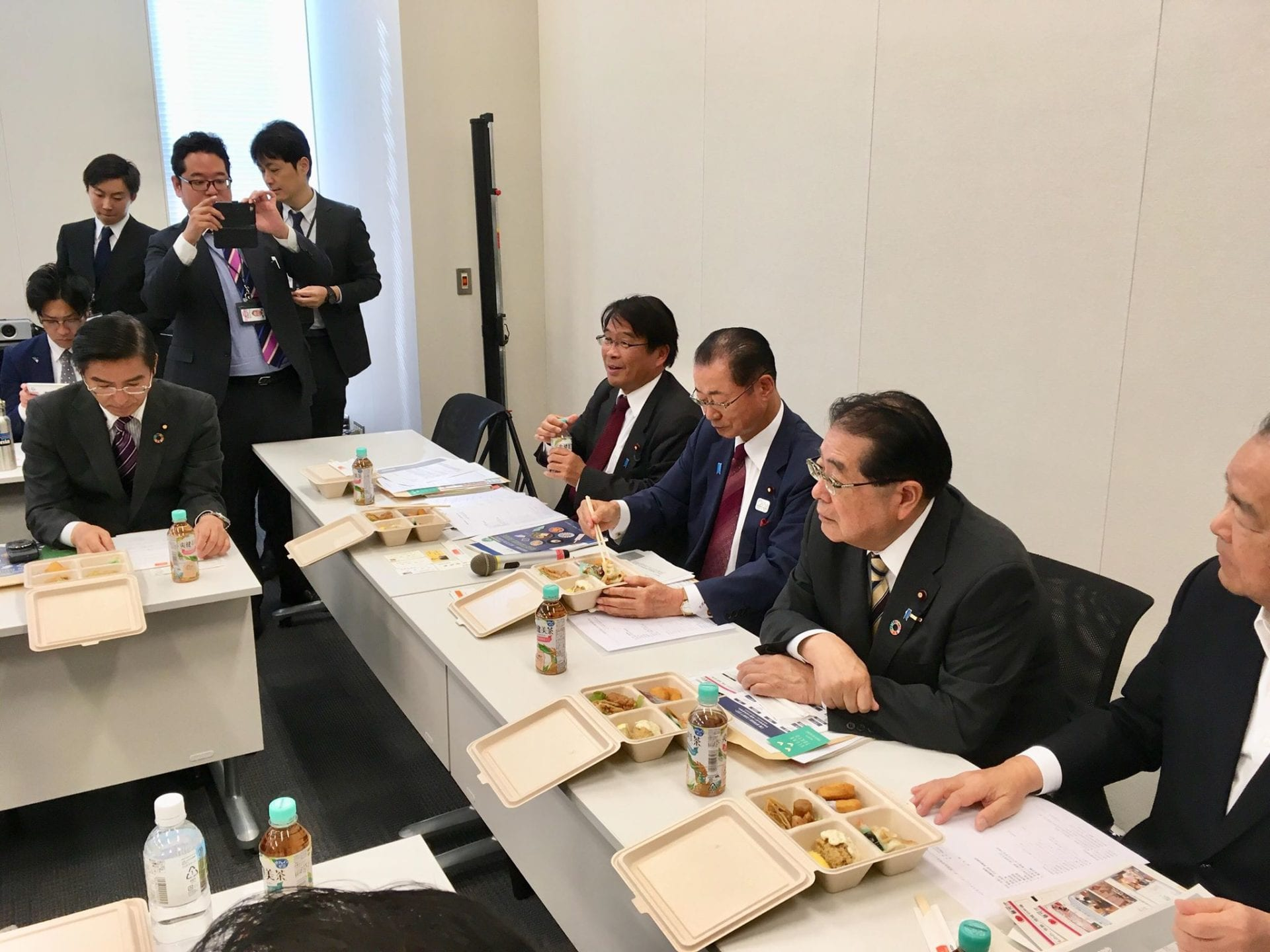 MPs arranging a meat free bonanza at Tokyo Olympics - Feature Image